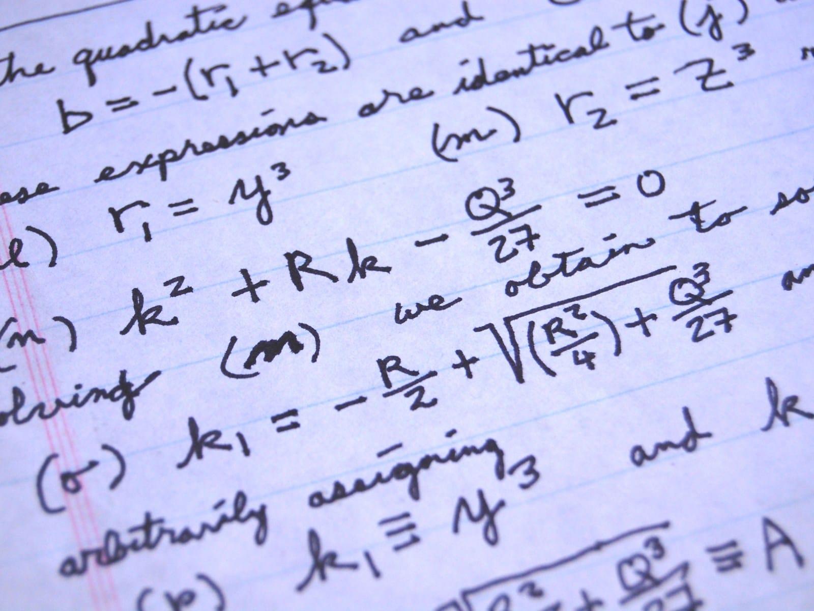Matemáticas - Preguntas y respuestas