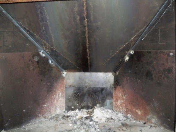 Qu hacer para que mi chimenea no haga humo - Chimenea hace humo solucion ...