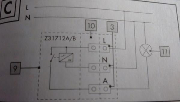 C mo instalar un sensor de movimiento electricidad del - Como conectar un sensor de movimiento de tres cables ...