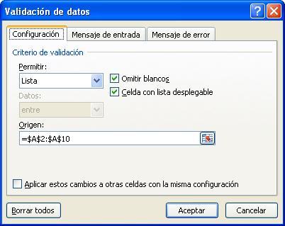 Copiar celdas con listas desplegables en otro archivo - Microsoft ...