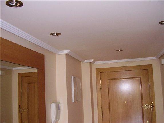 Como puedo pintar las paredes de mi casa decoraci n - Como pintar techos ...