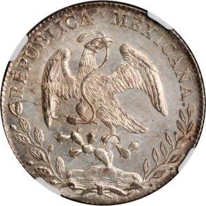 d561fec3ce45 Valor actual 8 reales mexicanos... - Coleccionismo - Todoexpertos.com