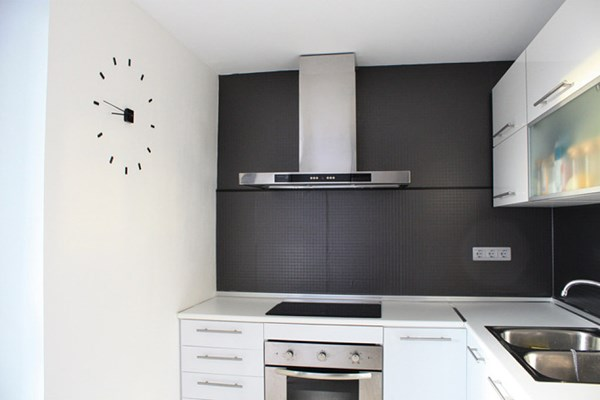 Alicatar o pintar cocina decoraci n - Cocinas sin alicatar ...