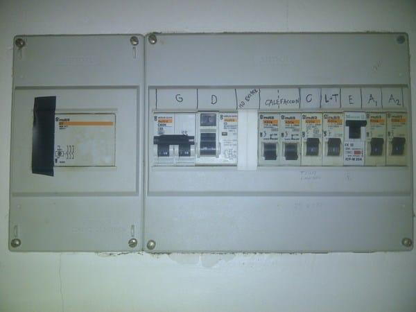 Renovaci n cuadro el ctrico del hogar ingenier a - Cuadro electrico vivienda ...
