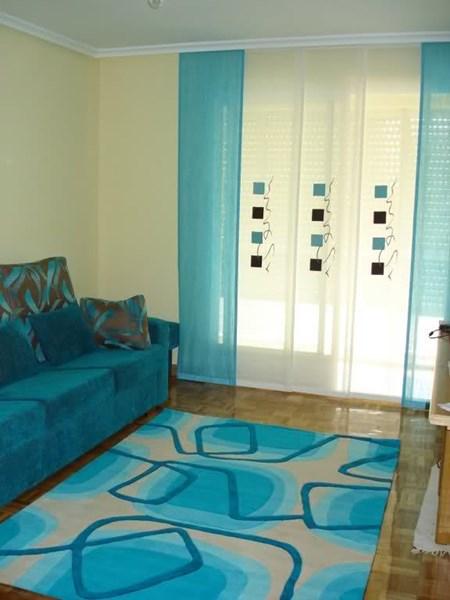 Necesito consejos para la decoraci n de mi casa y el color for Paredes turquesa y gris