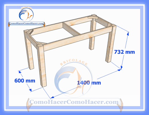 Que madera elegir para estructura de mueble tv for Crear una cubierta de madera