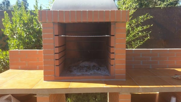 Como construir una barbacoa casera perfect best cmo hacer Como construir una barbacoa