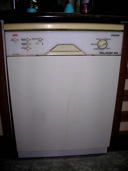 electrov lvula lavavajillas sin corriente y no entra agua