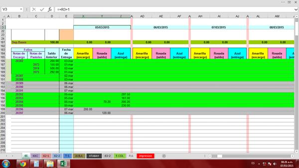 MACRO para avisar con msgbox fechas de entrega - Microsoft Excel ...