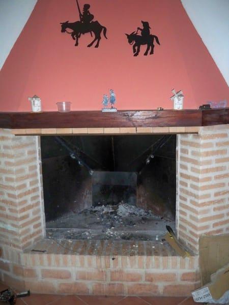 Qu hacer para que mi chimenea no haga humo - Como se construye una chimenea ...