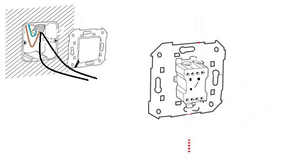 como conectar un enchufe con interruptor  excellent