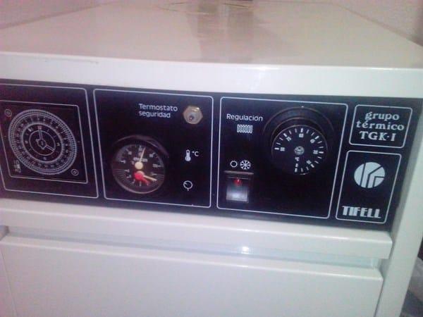 Como encender caldera gasoil tifell calefacci n y aire - Como encender la calefaccion ...