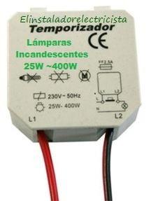 Problema al poner bombillas de led en una comunidad de - Temporizadores de luz ...