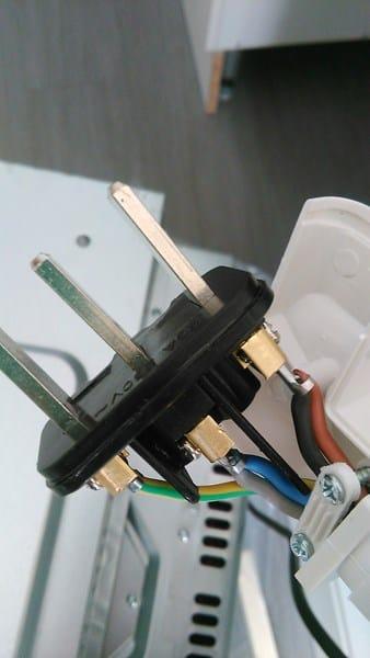 Duda conexi n vitro y horno clavija 25a electricidad del hogar - Hornos con vitroceramica ...