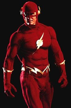 Quisiera hacer un disfraz de flash como el de la siguiente imagen 8210e187a47