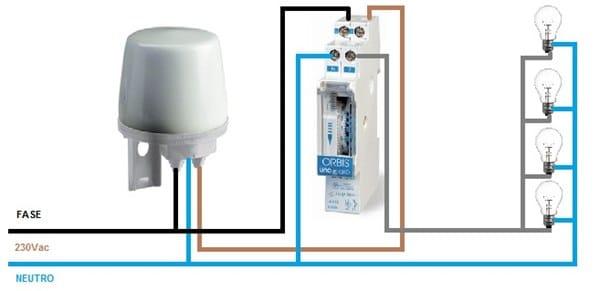 Como hscer instalacion luces jardin electricidad del for Instalacion electrica jardin