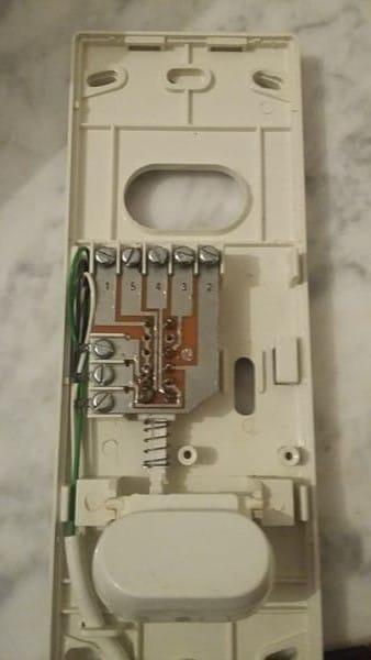 Telefonillo tegui no escucho el timbre en habitaciones - Telefono portero automatico ...