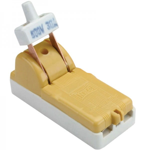 Instalaci n de ducha el ctrica con interruptor tipo for Como instalar una ducha electrica