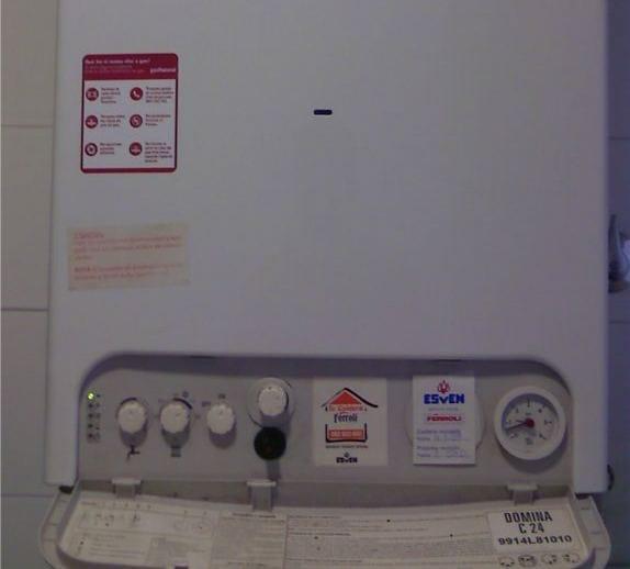 Caldera fer f24 no funciona calefacci n pero s funciona - Caldera no calienta agua si calefaccion ...