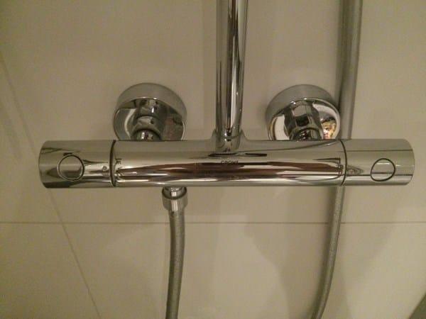 Grifo ducha grohe con termostato ya no calienta for Termostato para ducha