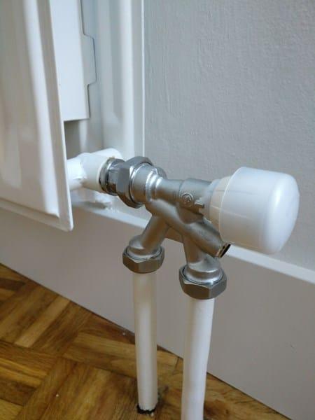 Por qu no calienta la casa calefacci n y aire for Grifo termostatico no calienta