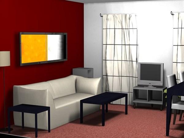 Combinar colores con wengue decoraci n - Combinacion colores paredes ...