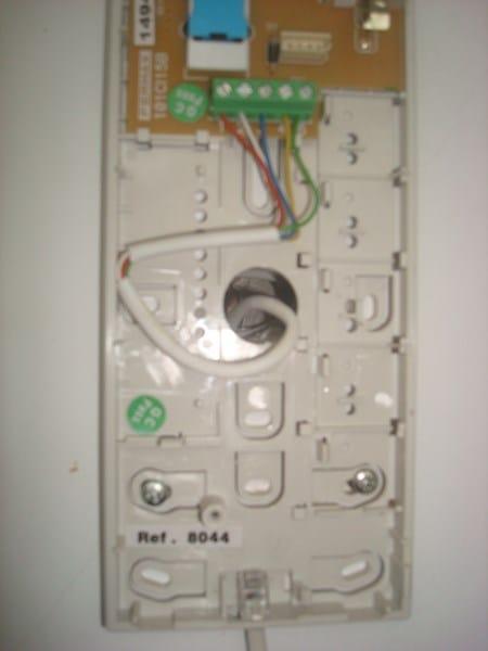telefonillo fermax 8044 no funciona timbre electricidad
