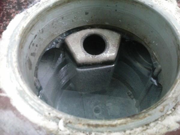 Mal olor que sale de la ba era fontaner a - Mal olor bano bote sifonico ...