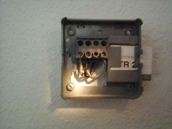 Cambiar termostato junkers t21 por siemens rv24rf - Programador calefaccion siemens ...
