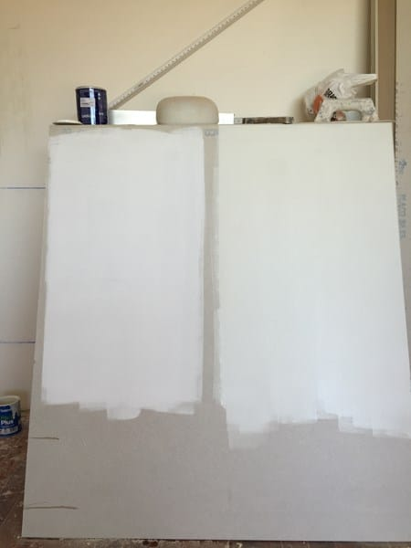 Paredes a pintar tipo de preparaci n pintura - Tipos de pintura para paredes ...
