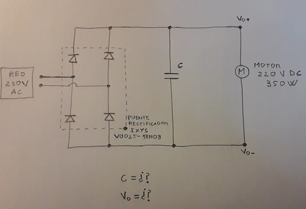 Circuito Rectificador : Circuito rectificador de onda completa con tap central by giovanni