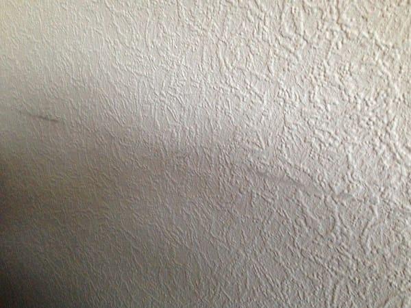 C mo arreglar el gotel desgastado por roce pintura - Como limpiar paredes ...