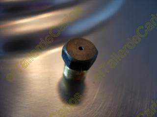 Placa cristal gas cambiar adaptadores a butano - Termo gas natural ...