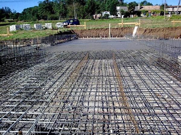 Quiero hacer piso cemento en tierra para asador 25mts - Como hacer brillar el piso de cemento ...