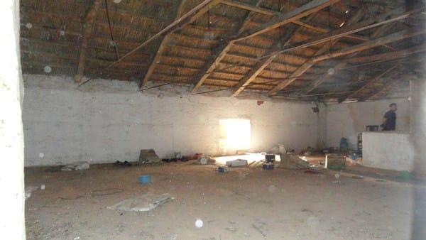 C mo restaurar tejado de vigas de madera ca izo teja for Tejados vigas de madera