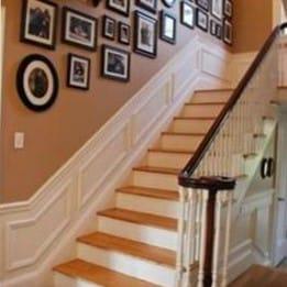 Qu color elijo para el z calo de la escalera decoraci n - Zocalos para escaleras ...