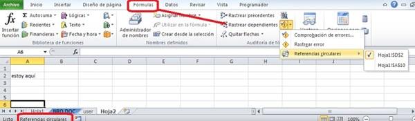 Excel: ¿Cómo encontrar una celda que tiene un error? - Microsoft ...