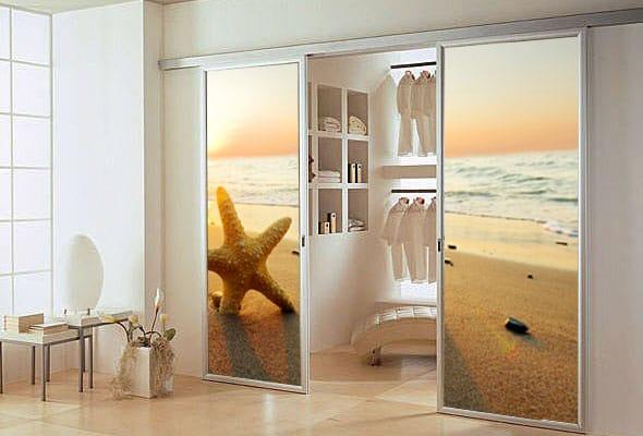 C mo tapar espejos de puertas de un espejo decoraci n for Vinilos para armarios empotrados