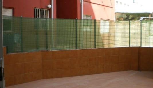 Valla de separaci n en comunidad piso bajo comunidad de - Vallas de separacion ...