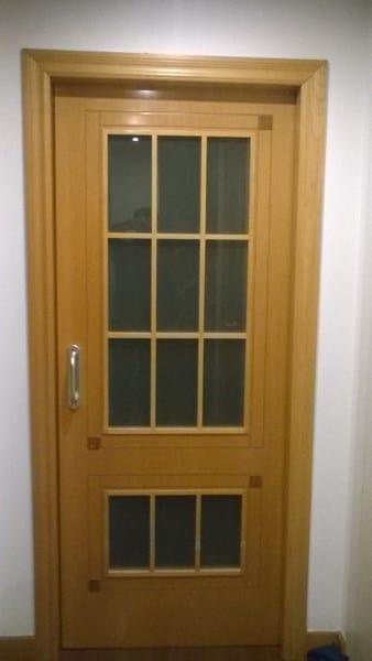 Desmontar Puerta Corredera Para Arreglarla Carpinteria - Poner-puerta-corredera