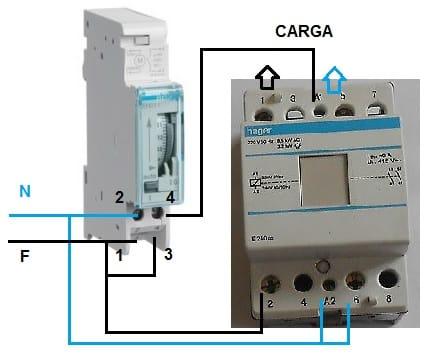 El Carril Din Del Interruptor Horario Eh011 No Funciona A Qué Se Debe Electricidad Del Hogar Todoexpertos Com