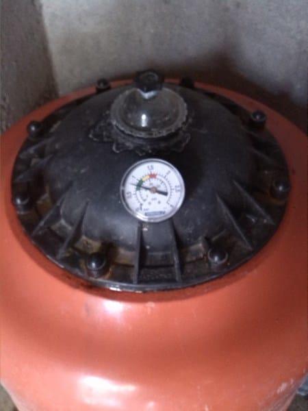 Junta de recambio para la tapa de un filtro plasteral for Tapa depuradora piscina