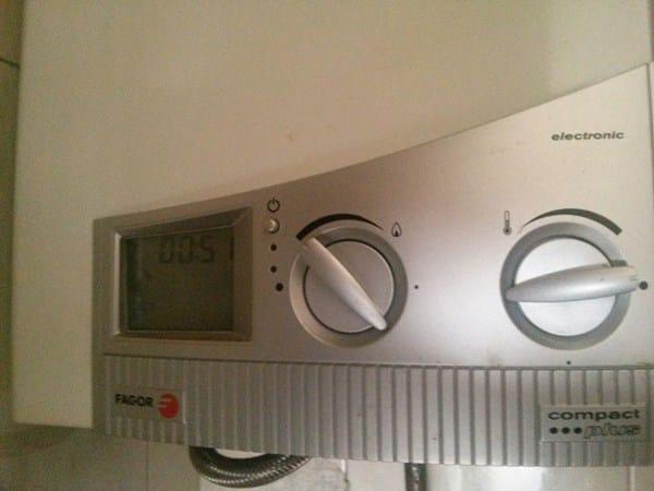 Calentador fep 11 d plus b no calienta bien calderas for Grifo termostatico no calienta
