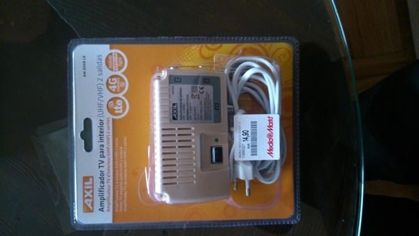 Como instalar amplificador tv interior televisi n - Amplificador tv interior ...