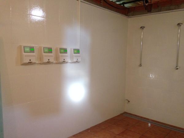Temporizador para ducha fontaner a - Grifos con temporizador ...