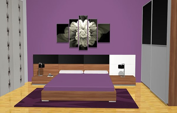 De qu color puedo pintar mi dormitorio decoraci n - Que cortinas se llevan ...
