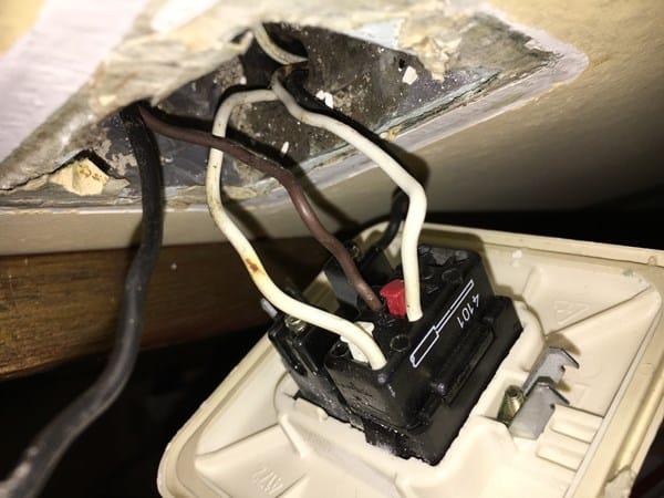 uno nuevo por Cambiar con fusible Electricidad interruptor doreWCxB