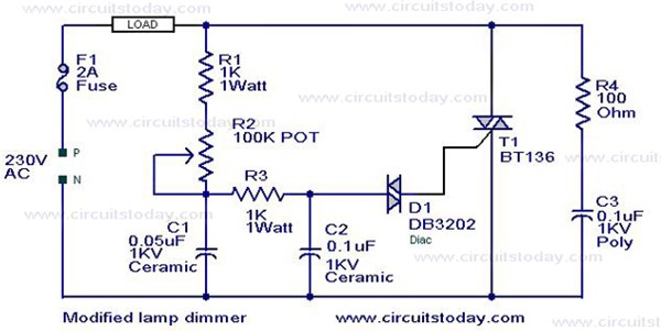 93b35afc50364e7d353c250ef3f1a4f7 Wiring Diagram V Dimmer on