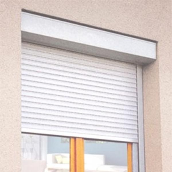 Cómo poner 1 perisana exterior sin quitar la ventana, ni hacer obra ...