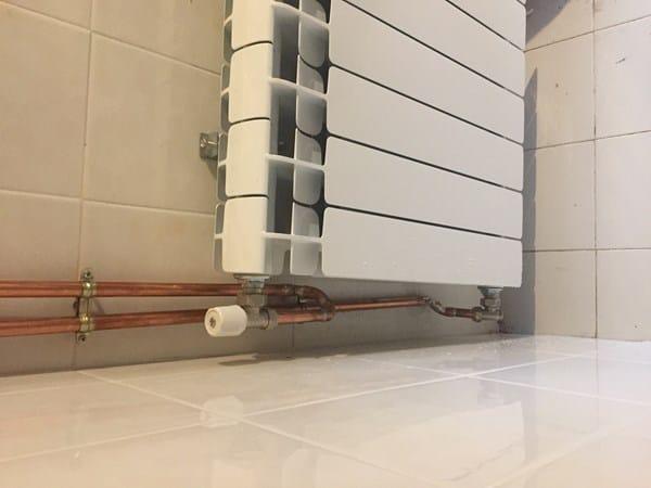Calidad de instalaci n de calefacci n con circuito de agua - Caldera no calienta agua si calefaccion ...